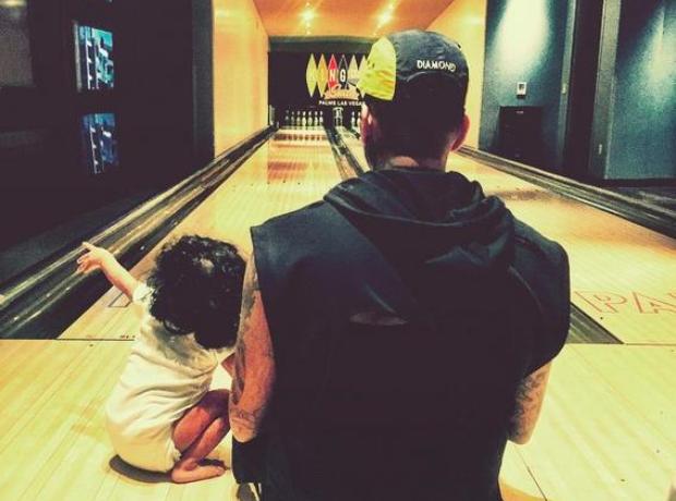Chris Brown daughter Royalty 1st Birthday