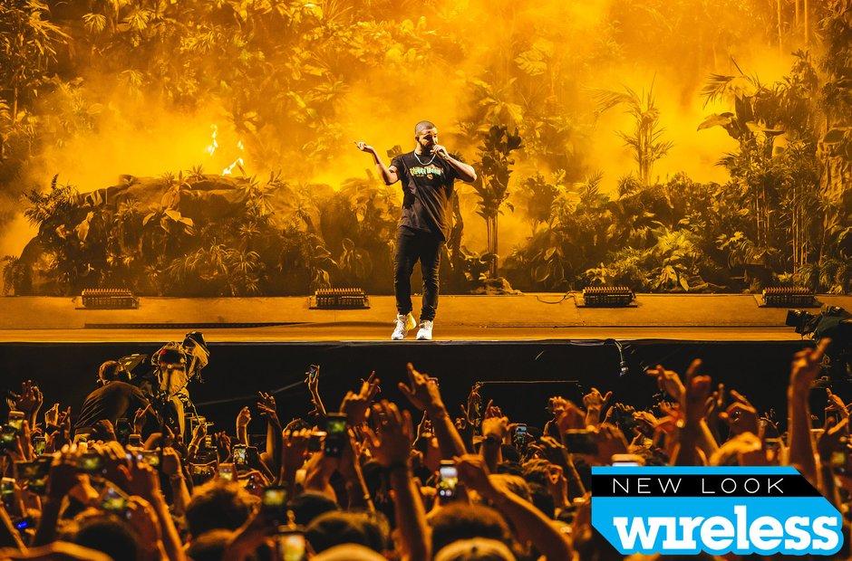 Drake Wireless Festival 2015