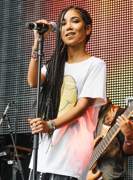 Jhene Aiko Wireless 2015