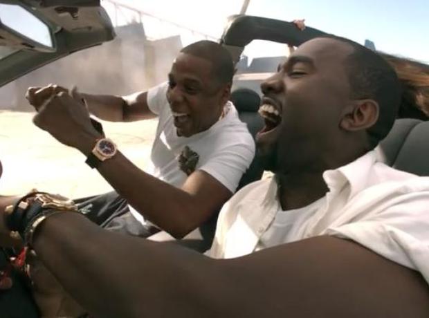 Kanye Otis video