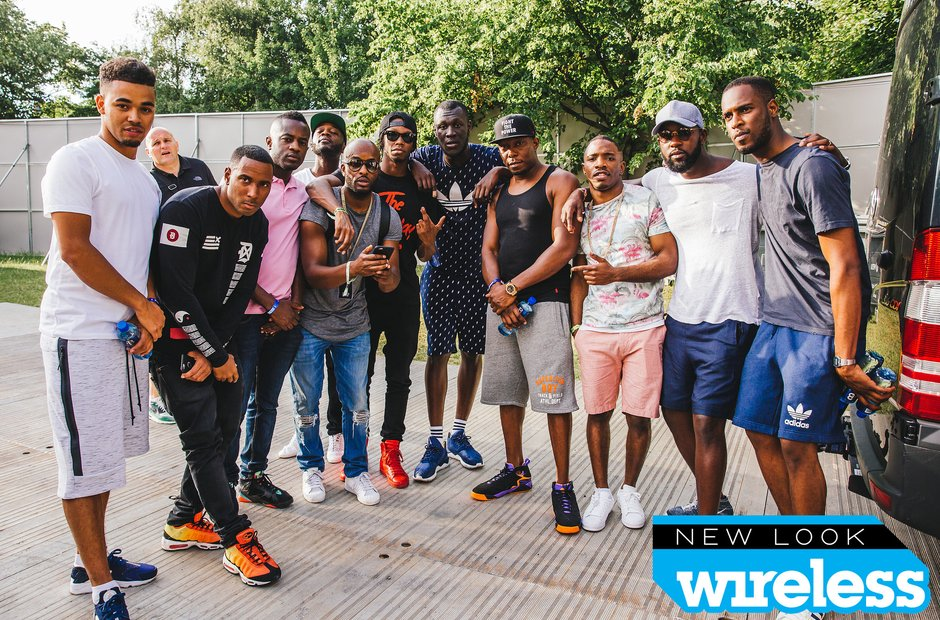 Krept and Konan Wireless Festival 2015