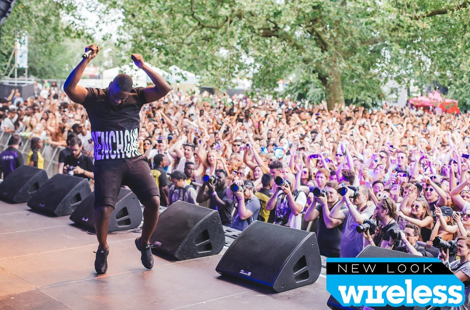 Lethal Bizzle Wireless Festival 2015