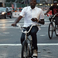 Image 10: Meek Mill cycling