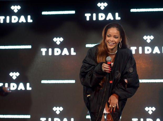 Rihanna Tidal