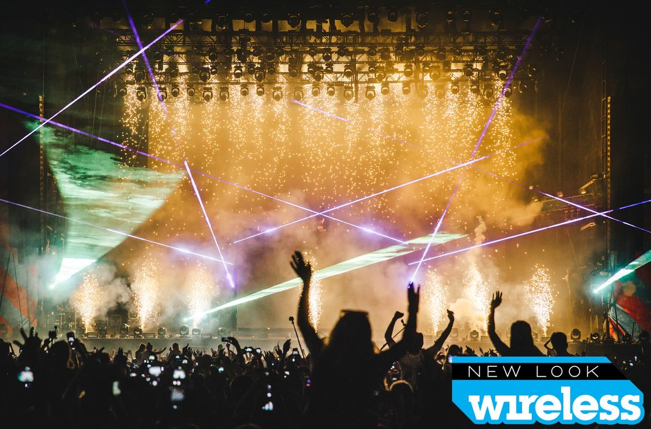 Avicii Wireless Festival 2015