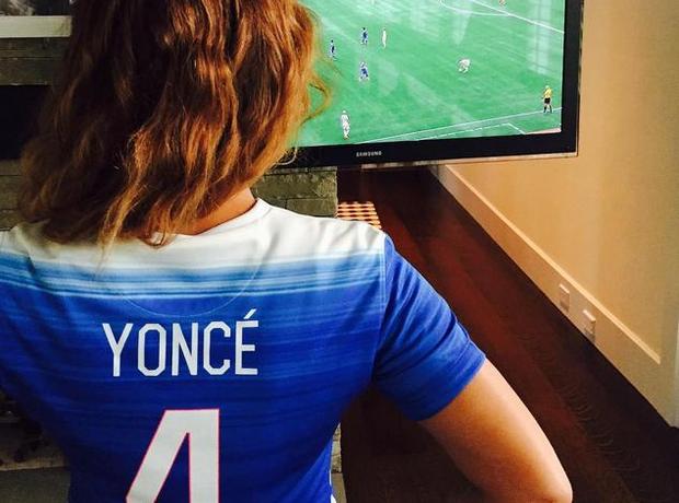 Beyonce womens world cup