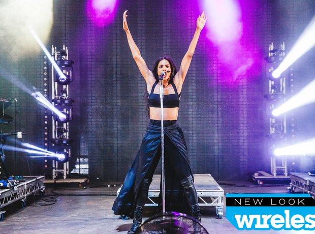 Ciara Wireless Festival 2015