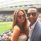 Image 7: John Legend and Chrissy Teigen at Wimbledon