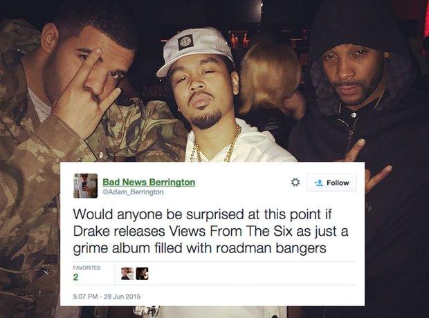 Roadman Drake