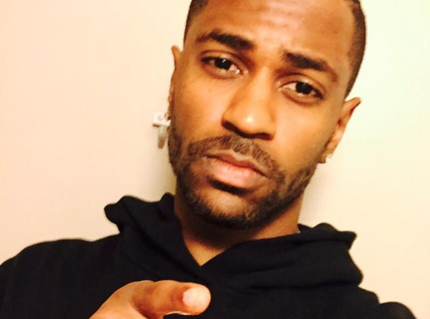 Big Sean selfie