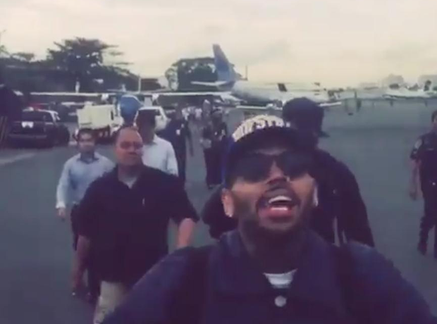 Chris Brown Philippines