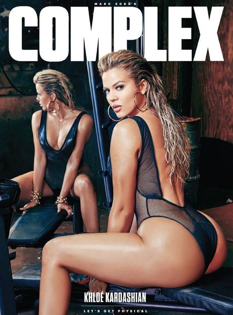 Khloe Kardashian Complex Magazine 2015
