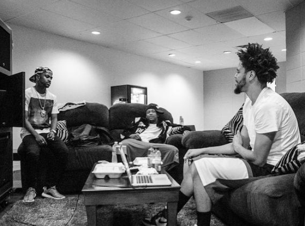 Big Sean, YG, J Cole