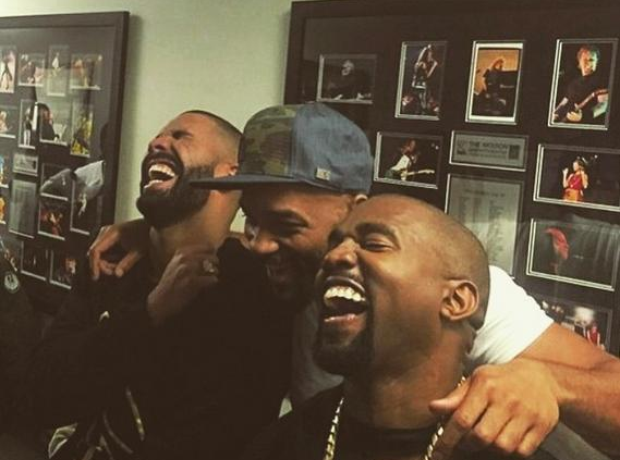 Drake, Will Smith, Kanye West OVO Fest 2015