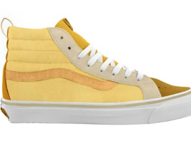 Frank Ocean Vans Collaboration