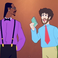 Image 9: Animated Snoop Dogg and Lil Dicky