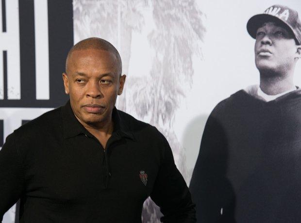 Dr Dre Straight Outta Compton Premiere