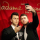 Image 4: Sam Smith with his wax work at Madame Tussauds