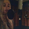 Image 7: Pia Mia in the studio
