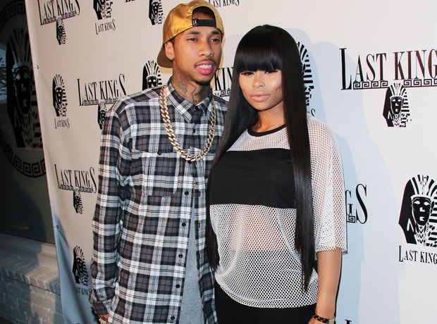 Chyna dating tyga