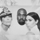 Image 2: Kim Kardashian, Kanye West and Kris Jenner