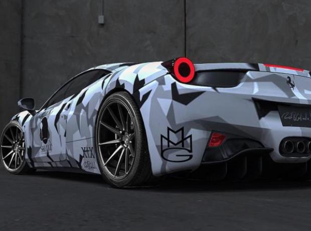 MMG Ferrari
