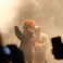 Image 4: Rihanna and Kanye West perform on stage