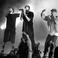 Image 5:  J. Cole Jay Z Big Sean on stage