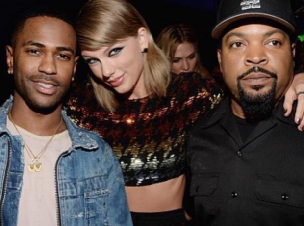 Big Sean, Taylor Swift, Ice Cube at VMAs