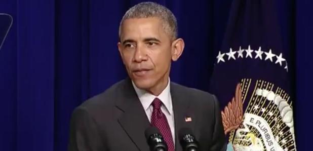 Watch President Obama & Usher Dancing To Drake's 'Hotline Bling' At