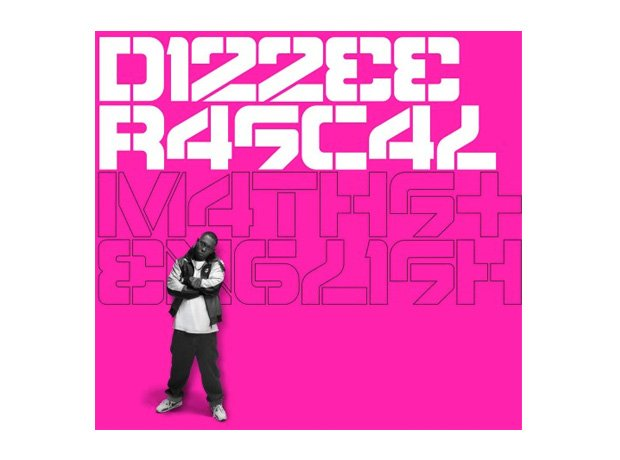 Dizzee Rascal Maths And English Artwork