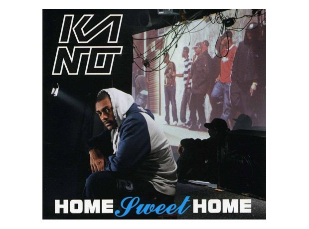 Kano Home Sweet Home Album Artwork
