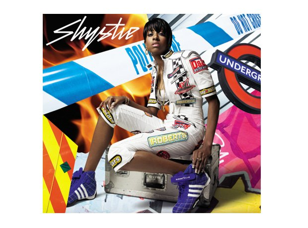 Shystie Diamond In The Dirt Album Artwork