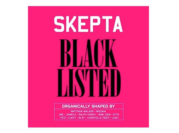 Skepta Blacklisted Artwork