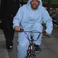Image 2: Wiley on bike