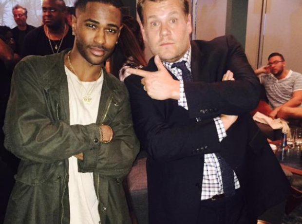Big Sean James Corden