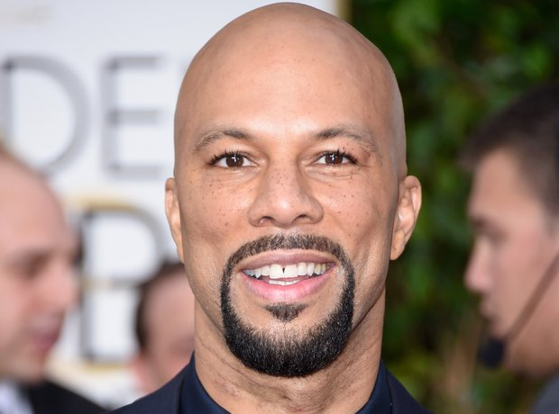 Common On The Red Carpet