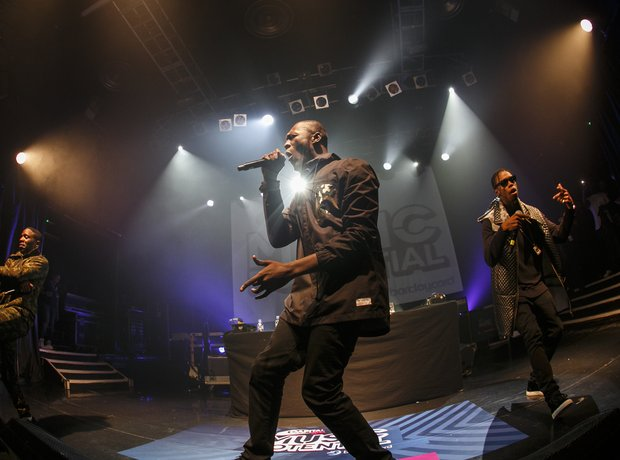 Krept and Konan Stormzy Music Potential Unleashed