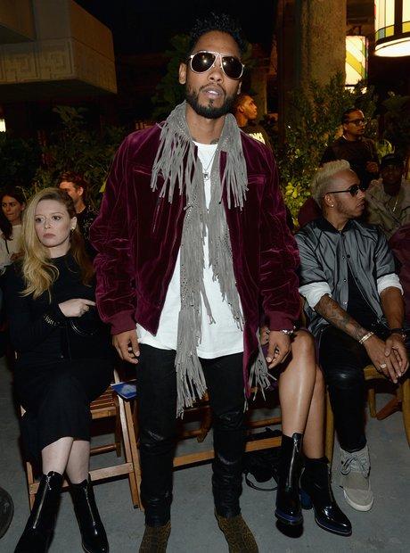 Miguel Spring 2016 New York Fashion Week