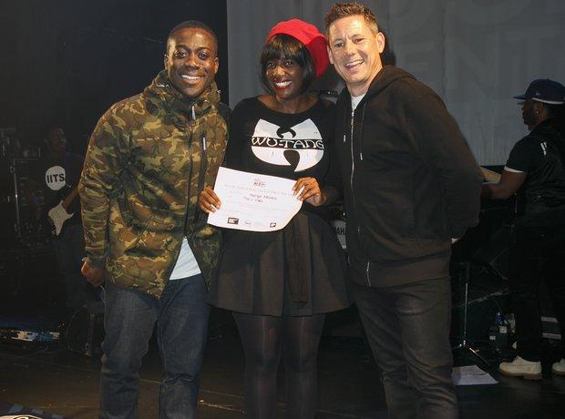 Music Potential Video Award Marilyn Katsvairo