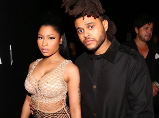 Nicki Minaj and The Weeknd