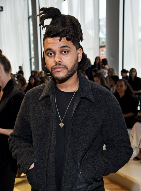 The Weeknd New York Fashion Week