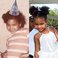 Image 7: Beyonce and Blue Ivy side by side