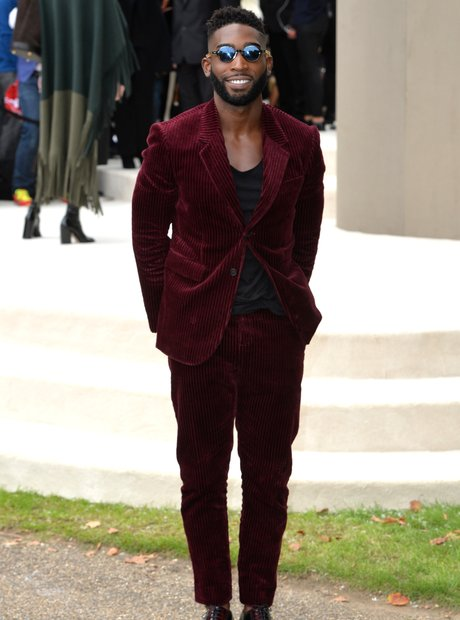 Tine Tempah London Fashion Week 2015