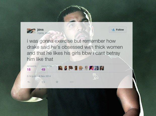 Drake Fan Twitter