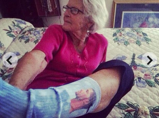 Drake Grandmother Socks