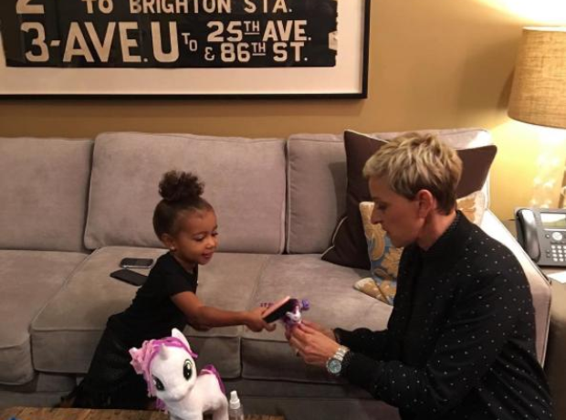 North West Ellen Pony