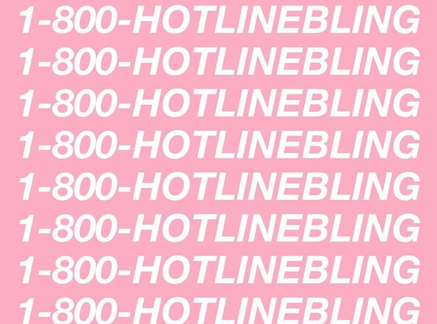 Hotline Bling Artwork