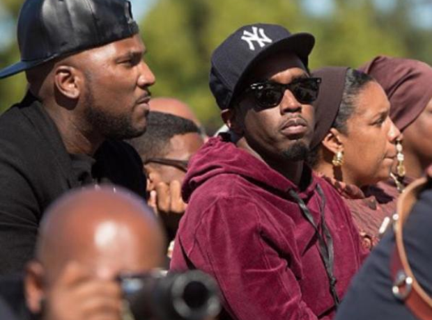 Puff Daddy Young Jeezy Million Man March