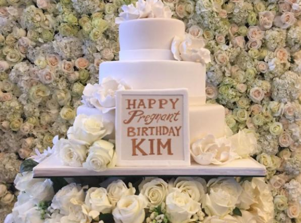Kanye West Cake